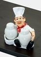 Kitchen Aşçı Tuzluk Set Renksiz